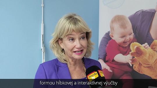 VIDEO: Cudzí jazyk sa najlepšie učia malé...