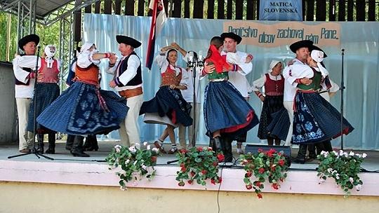 Folklór a remeslá si v sobotu užijú...