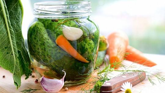 Najlepšie recepty na zavárané uhorky