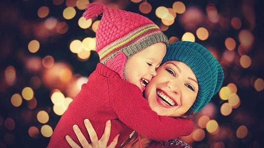 Mami, nosí darčeky naozaj Ježiško? A...