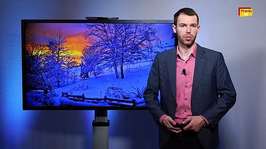 POČASIE Videopredpoveď: Ďalší sneh a pred...
