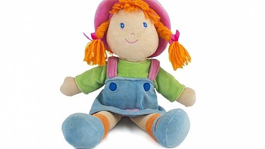 Vyrobte si s deťmi látkovú bábiku, je to...