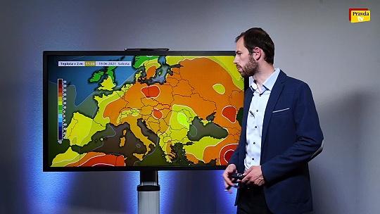 POČASIE Videopredpoveď: Slovensko čaká...