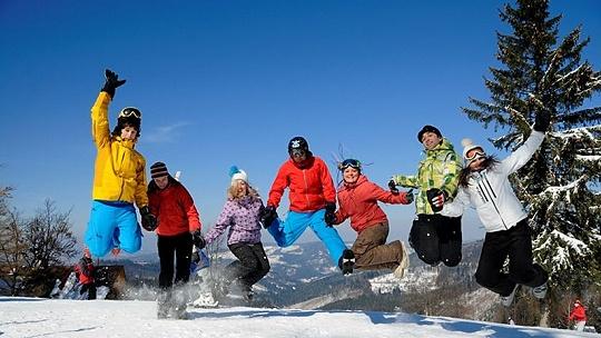 SÚŤAŽ o rodinnú lyžovačku vo Veľkej...