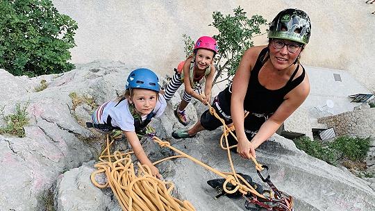 Dcéra legendárneho horolezca Vladka...
