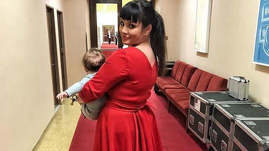 FOTO Ewa Farna vzala polročného synčeka na...