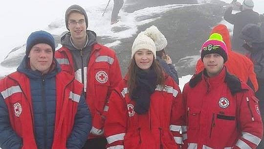 Gymnazisti z Rožňavy pomohli zachrániť...
