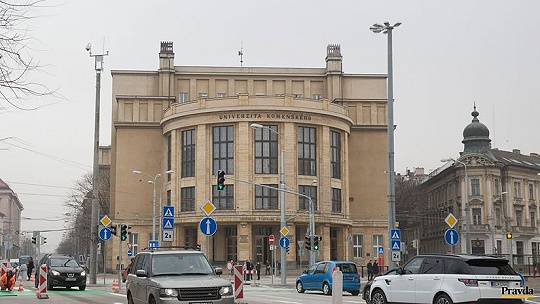 Univerzita Komenského chystá pre záujemcov o...