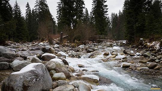 KVÍZ Slovenské rieky sú krásne, poznáte...