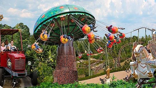 SÚŤAŽ Zabavte sa vo Familyparku v Rakúsku,...