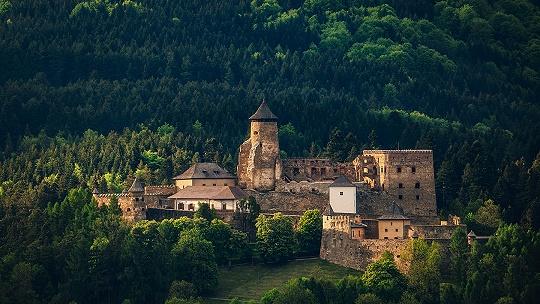 Na hrade Ľubovňa sa až do nedele hrá...
