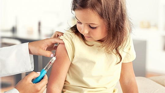 Pozrite si nový očkovací kalendár....