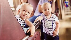 Autom, vlakom či letecky? Aká je najvýhodnejšia doprava na výlety s deťmi