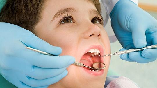 Detské úrazy zubov. Čo musia rodičia...