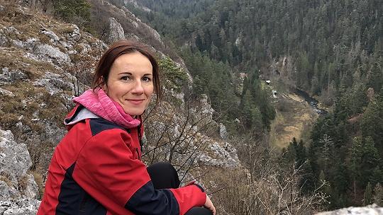 Ľudmila Kolesárová z My sme les: Keď si...