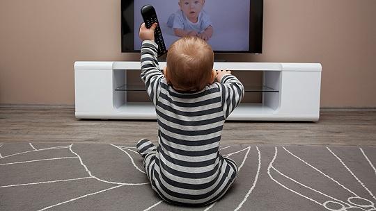 Deti do dvoch rokov nemajú vôbec pozerať...