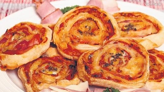 Zbierka receptov na obľúbené pizzové slimáky