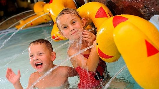 Toto je 7 naj aquaparkov na Slovensku. Leto...