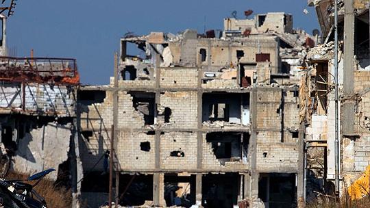 VIDEO Bomby sú len hra! Sýrsky otec...