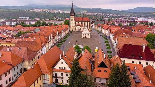 FOTOKVÍZ Aké slovenské mesto je na...