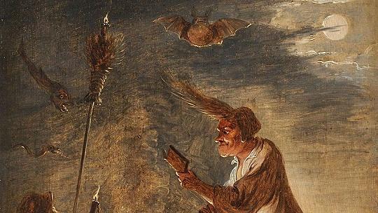 Nočné mory našich predkov. Čoho sa báli a...