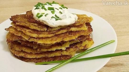 10x zemiakové placky, ako ich poznáte i...