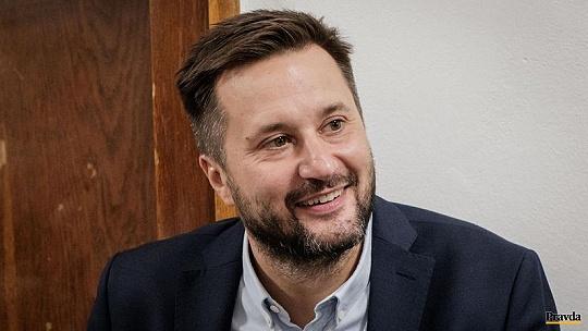 Primátor Bratislavy Matúš Vallo tentoraz v...