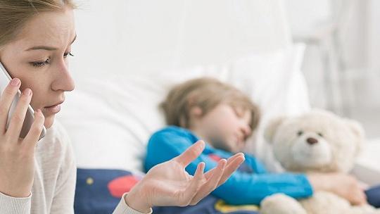 Deti zaplnili čakárne pediatrov, ale covid to...
