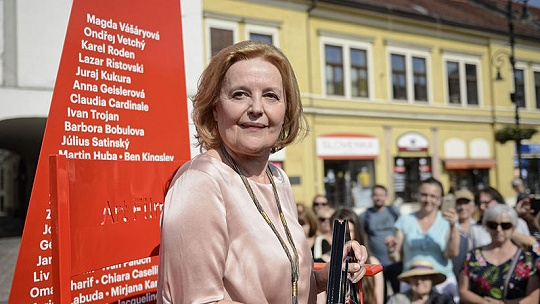 Magda Vášáryová: Najlepší výlet je doma...