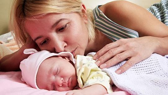 Syna jej pre koronavírus po pôrode ihneď...