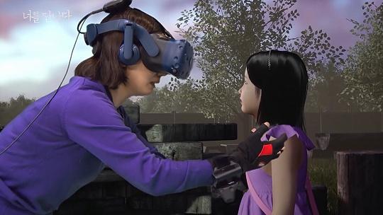 VIDEO Matka sa vo virtuálnej realite stretla s...